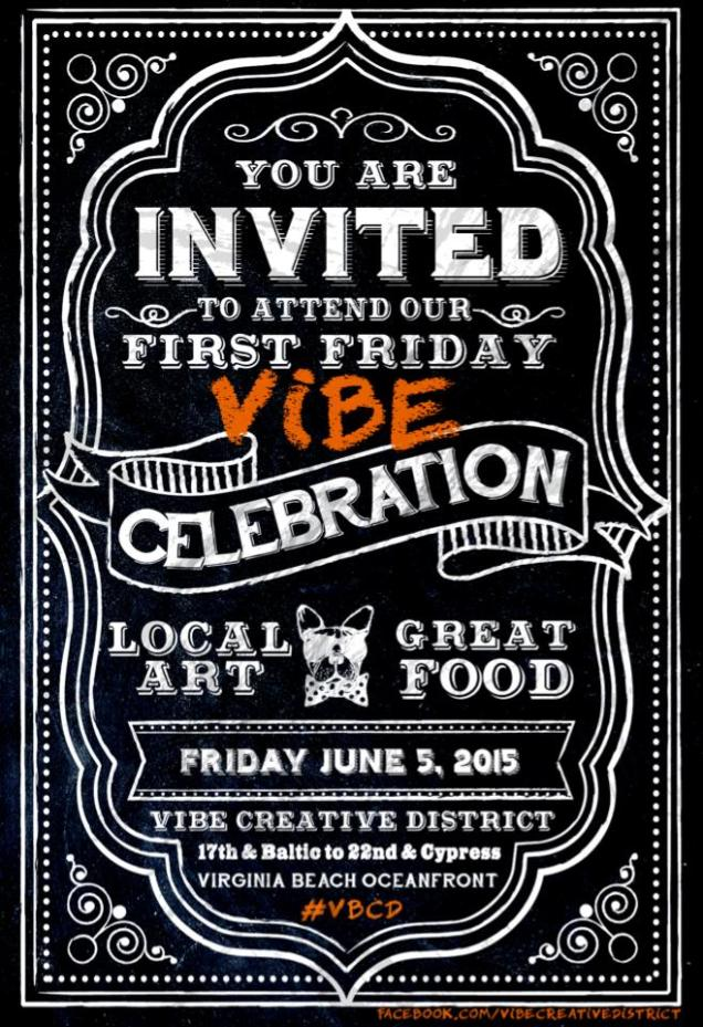 Join us in The ViBe Creative District!